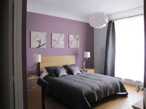chambre grise et mauve chambre blanche et turquoise 6 chambre grise et mauve