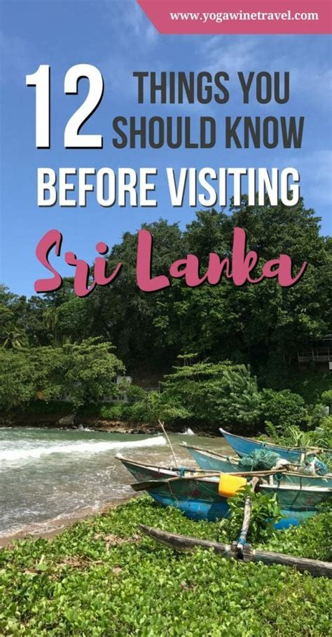 12 Things You Should Do Before You Hit 25 by 12 Things You Should Before Going To Sri Lanka