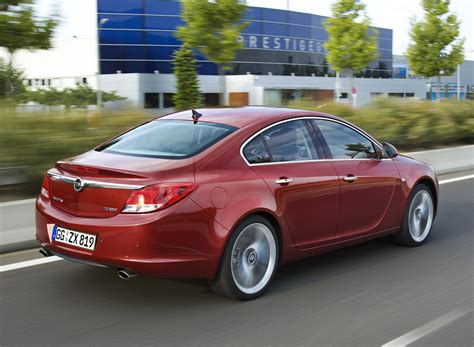 opel india india is not getting the opel insignia autoevolution