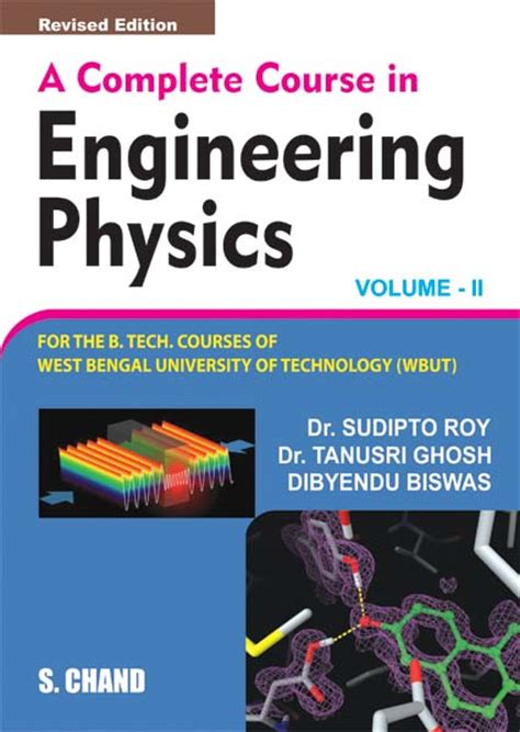 physics volume 2 books a complete course in engineering physics by dibyendu