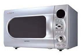 Daewoo 3d Power Microwave Daewoo Koc1bok 1000w 34 Litre Combination Silver Microwave