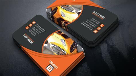 Car Business Card