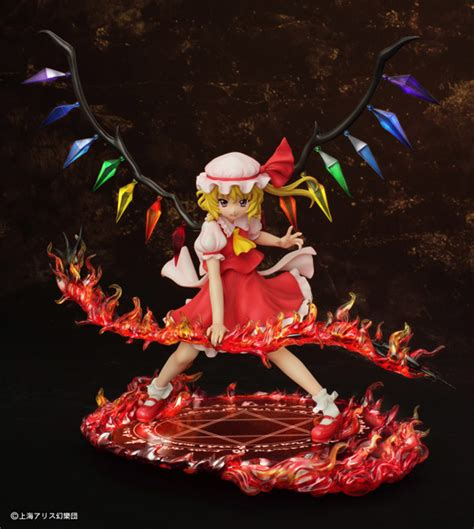 Cases Cddvd Baby Papercraft Flandre Scarlet Of The Devil 1 7th Scale Statue
