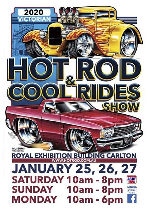 vic hot rod cool rides show shannons club