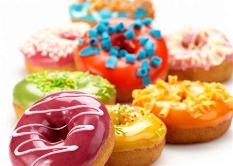 cara membuat donat ala dunkin donuts cara membuat resep topping donat jco warna warni unik