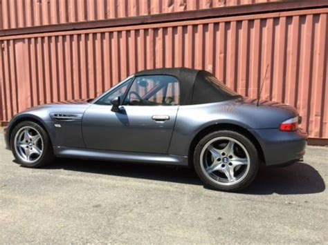 how things work cars 2001 bmw z3 instrument cluster sell used 2001 bmw z3 m roadster convertible 2 door s54 3 2l very rare 1 of 8 made in