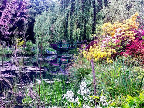 monet s garden giverny photo of the week from france