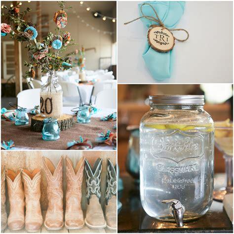 Country Chic Wedding Decor by Southern Chic Farm Wedding Rustic Wedding Chic