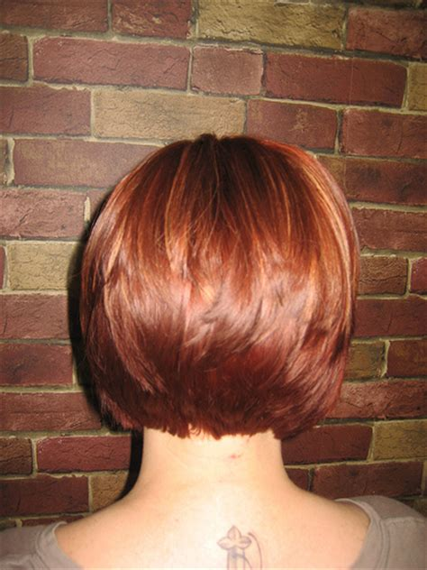 graduated a line bob front view back view stacked aline haircuts newhairstylesformen2014 com