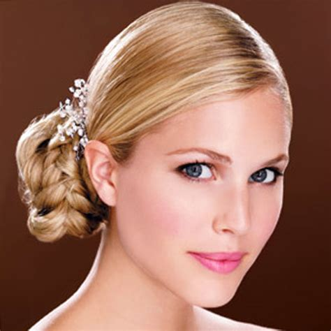Hairstyle Bun Accessories by Wedding Hairstyles Updos Bun Best Wedding Hairs