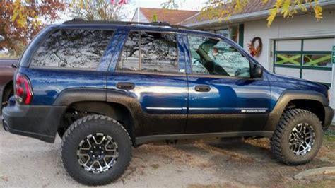 how make cars 2002 chevrolet blazer regenerative braking purchase used 2002 trailblazer ls 4x4 blue in blissfield michigan united states for us 7 500 00