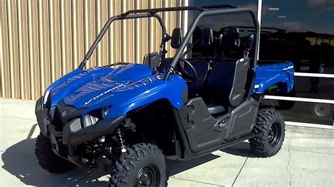 2014 yamaha viking 700 3 seater side x side in blue