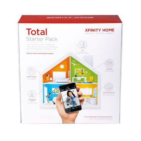 comcast total starter pack xfinity home total