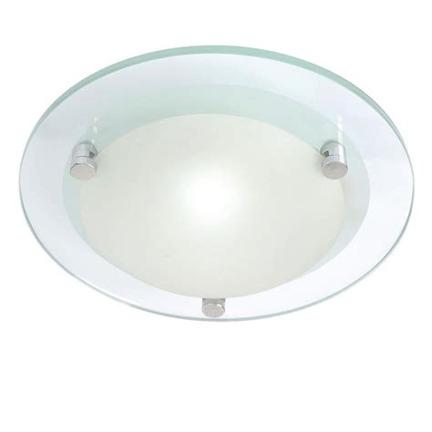 Flush Bathroom Ceiling Light Lacunaria Small Flush Bathroom Ceiling Light From Litecraft