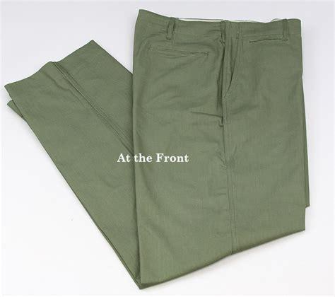 1st pattern hbt shirt 1st pattern hbt trouser