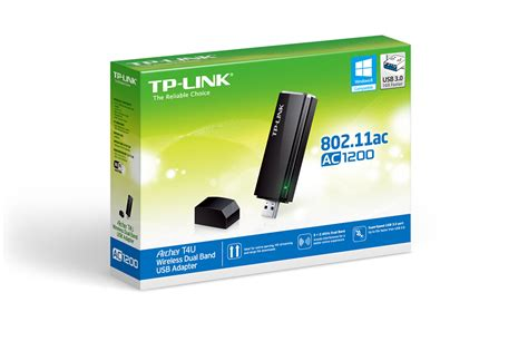 Wifi Usb Dual Band tp link archer t4u ac1200 wireless dual band usb adapter
