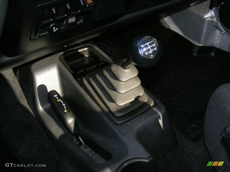 2003 jeep wrangler rubicon 4x4 5 speed manual transmission