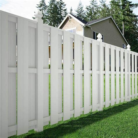 fence designs styles patterns tops materials