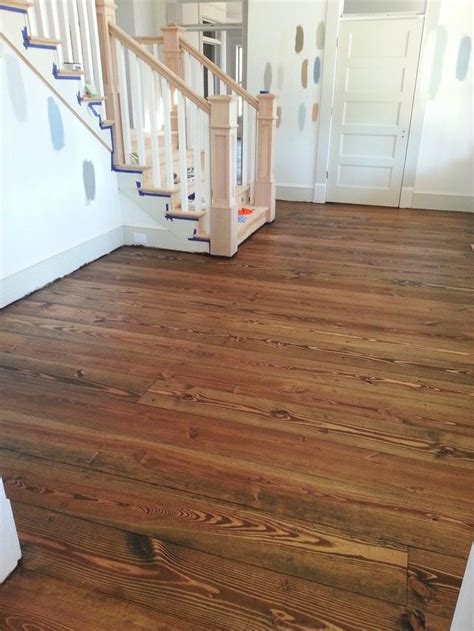 1 X 8 Yellow Pine Flooring by Best 25 Pine Floors Ideas On Pine Flooring