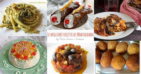 la cucina di montalbano le migliori ricette di montalbano ricette siciliane