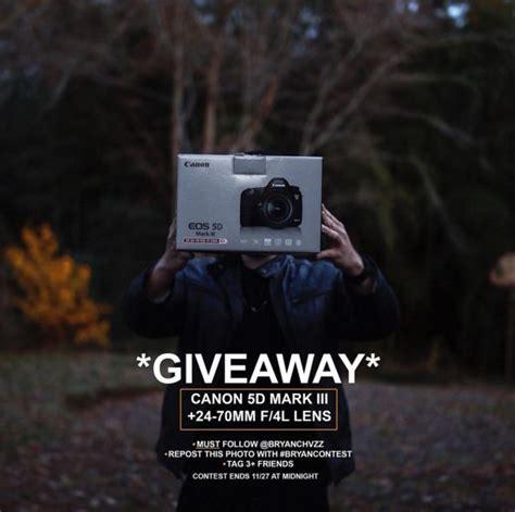 Canon 5d Mark Iii Giveaway - ingin punya canon 5d mark iii gratis begini caranya onkamera