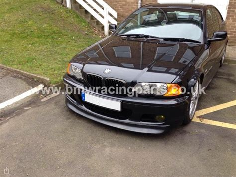 Bmw Racing Parts by E46 M Tech 2 Front Spoiler Bmw Racing Parts