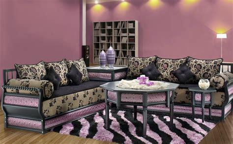 decoration de maison marocaine salon marocain entre tradition et modernisme des id 233 es