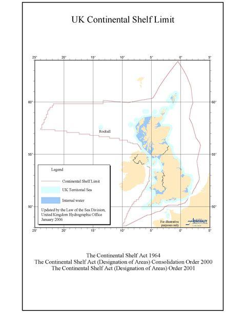 uk continental shelf