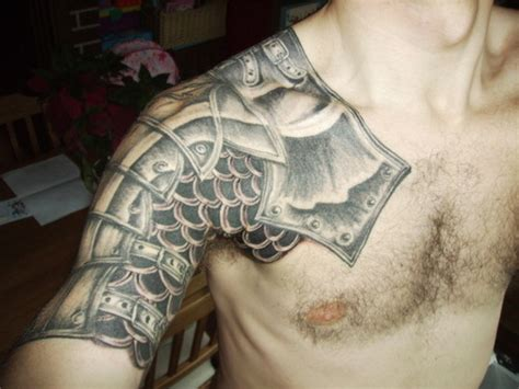 body armor tattoo armour picture at checkoutmyink