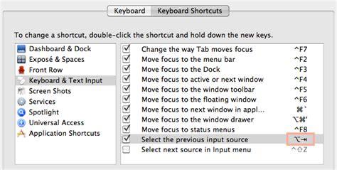 keyboard layout shortcut edit keyboard layout on mac