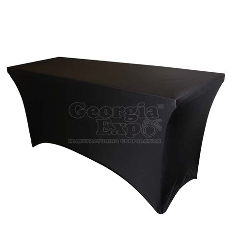 Spandex Table Cover Rectangular Expo