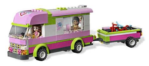 Small Flat Screen Tv For Kitchen - amazon com lego friends 3184 adventure camper toys amp games