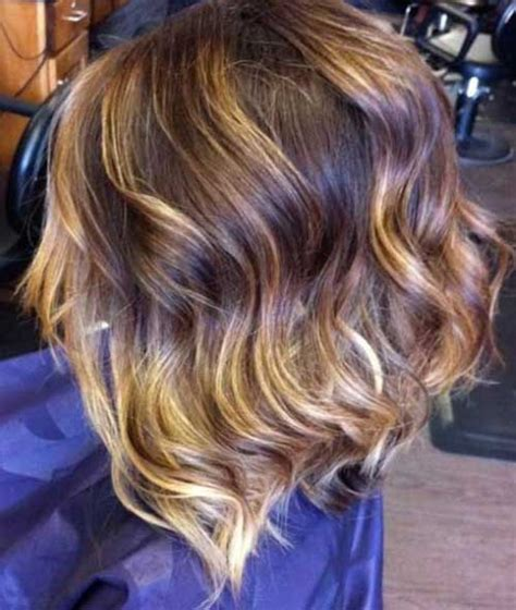 ombre inverted bob 15 beautiful ombre bob hairstyles short hairstyles 2017