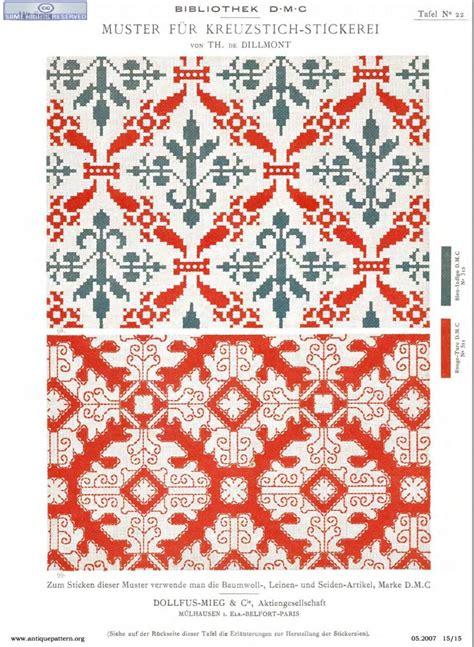 antique pattern library cross stitch 17 best images about borduren 2 on pinterest stitching