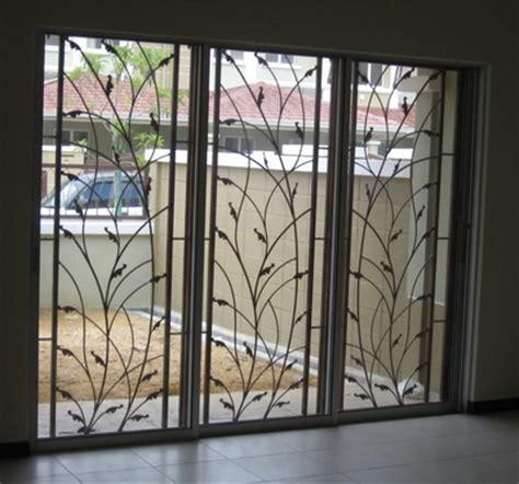 Model Teralis Pintu Rumah Sederhana   Bengkel Las Jaya