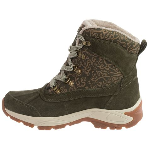 kodiak elie leather snow boots for save 68