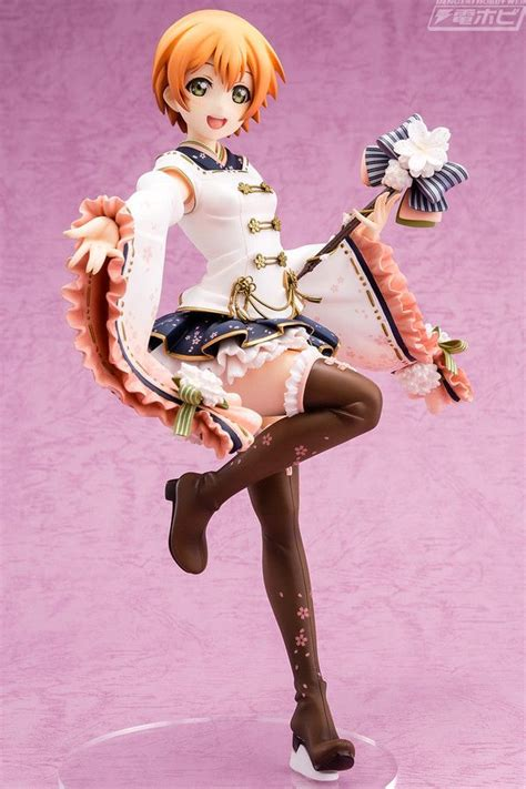 Pvc Live Hoshizora Rin E P164 1 hoshizora rin alter bushiroad ayabe ichiro love live school idol festival tobita takafumi