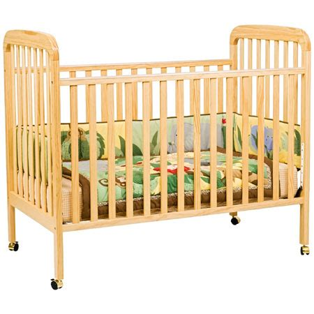 Standard Baby Crib by Alpha Standard Crib Features Adjustable Height To Grow