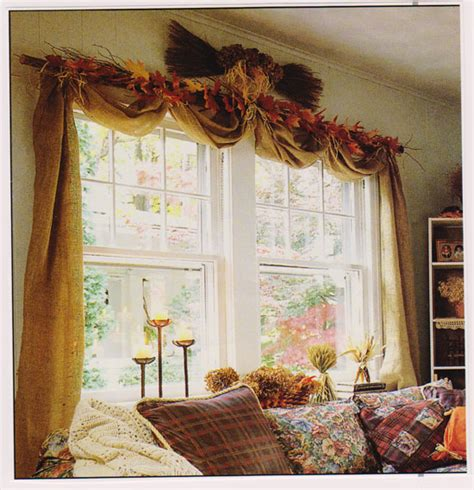 Decorating Ideas For Window Treatments How To Make A No Sew Window Treatment In My Own Style