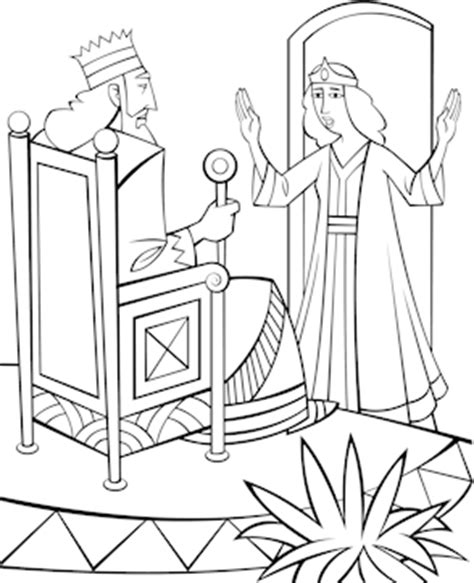 printable coloring pages of queen esther free bible coloring pages queen esther