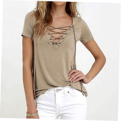 Blouse Top Rx Ltads8001 trendy style pullover t shirt sleeve tops shirt blouse rx ebay