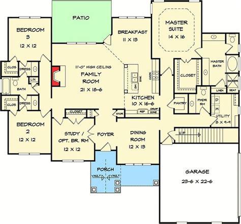 corner lot floor plans plan 36054dk corner lot craftsman house plan my home house plans house and