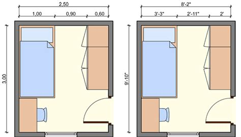 what is the average size bedroom small bedroom size indelink com