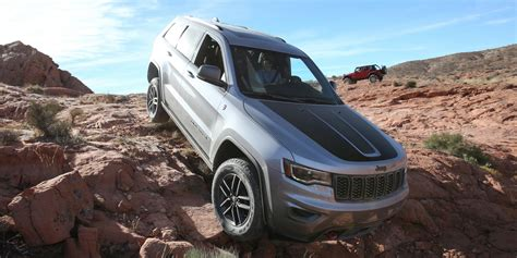 Grand Trailhawk Review by 2017 Jeep Grand Trailhawk Review Caradvice