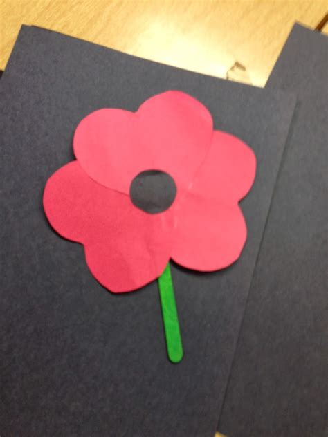 poppy crafts for poppy crafts teaching our why we remember
