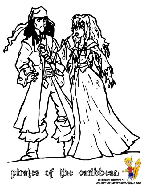 coloring pages disney pirates caribbean pirates caribbean coloring pages pirates of the caribbean