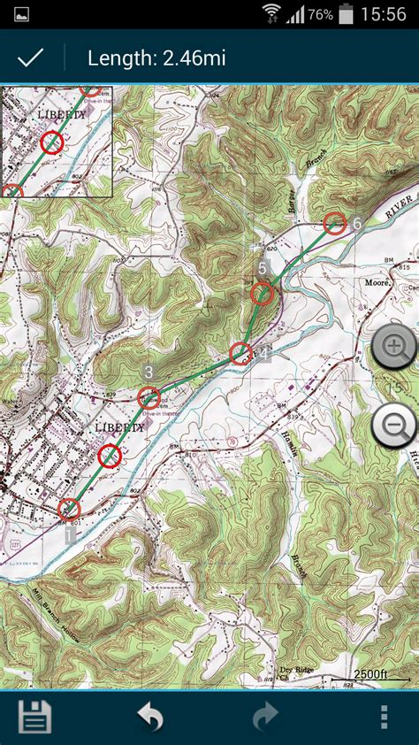 us topo maps app us topo maps free appstore for android