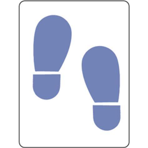 stencil shoeprints clipart best