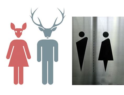 novelty bathroom signs 22 creative and funny toilet signs