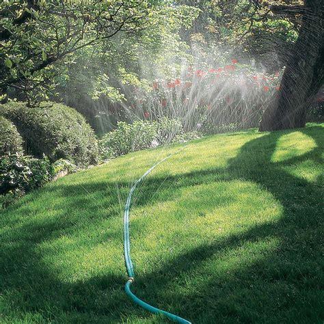 Garden Hose Sprinkler Sprinkler Soaker Hose 50 Ft Hose And Accessories
